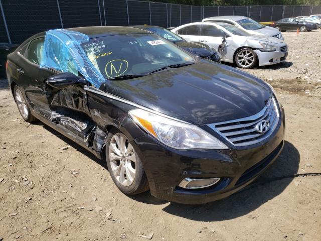 Hyundai Azera salvage cars for sale: 2013 Hyundai Azera