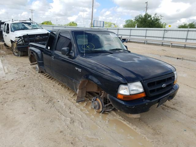 Salvage cars for sale from Copart Abilene, TX: 2000 Ford Ranger SUP