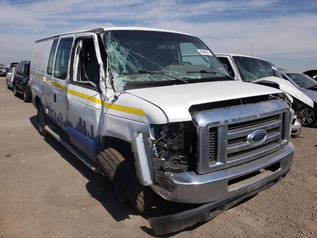 Ford Econoline salvage cars for sale: 2013 Ford Econoline