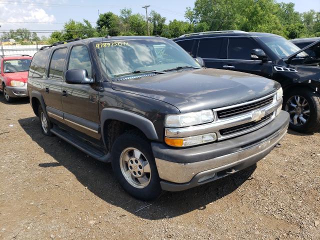 Chevrolet Suburban salvage cars for sale: 2003 Chevrolet Suburban