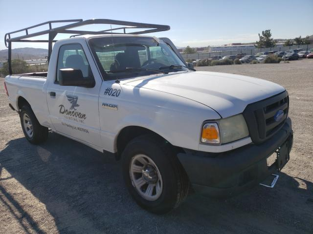 Salvage cars for sale from Copart Reno, NV: 2007 Ford Ranger