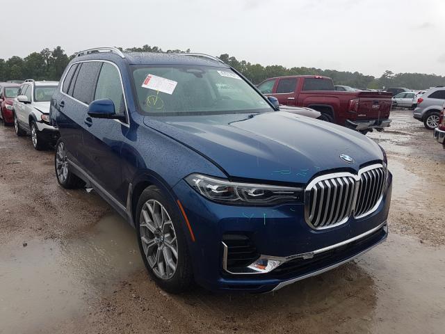 BMW Vehiculos salvage en venta: 2020 BMW X7 XDRIVE4