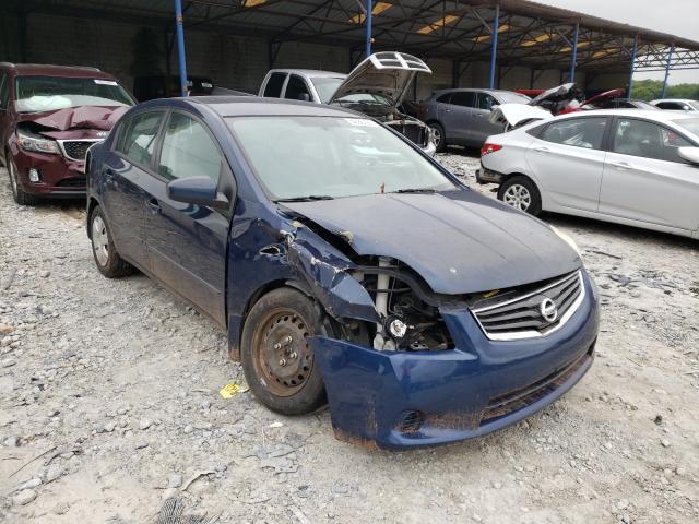 Vehiculos salvage en venta de Copart Cartersville, GA: 2010 Nissan Sentra 2.0
