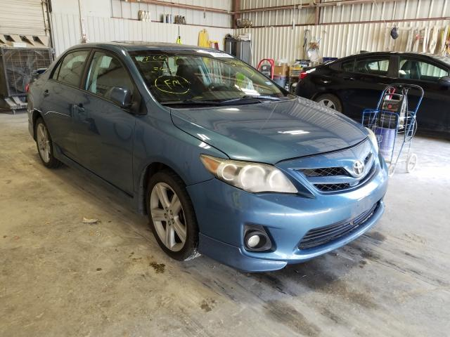 Salvage cars for sale from Copart Abilene, TX: 2013 Toyota Corolla BA