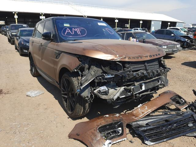 Salvage cars for sale at Phoenix, AZ auction: 2016 Land Rover Range Rover