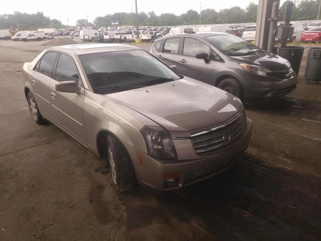 Vehiculos salvage en venta de Copart Fort Wayne, IN: 2003 Cadillac CTS