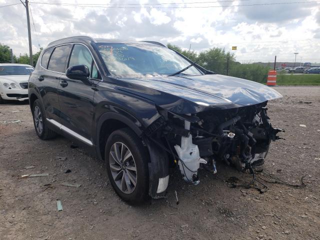 Vehiculos salvage en venta de Copart Indianapolis, IN: 2020 Hyundai Santa FE S