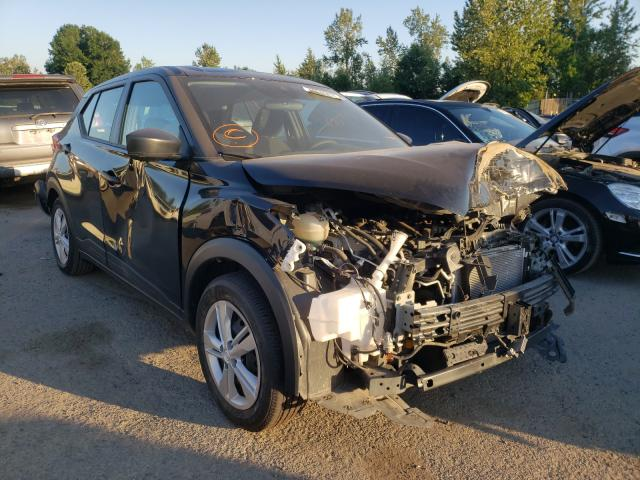 Salvage cars for sale from Copart Portland, OR: 2020 Nissan Kicks S
