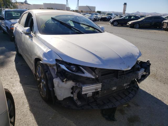 Vehiculos salvage en venta de Copart Martinez, CA: 2016 Lincoln MKZ Hybrid