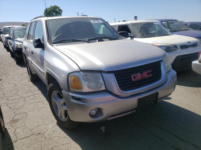 Salvage cars for sale from Copart Martinez, CA: 2004 GMC Envoy