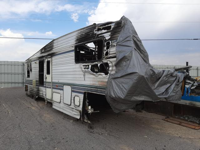 Salvage cars for sale from Copart Las Vegas, NV: 1996 Komfort Motorhome