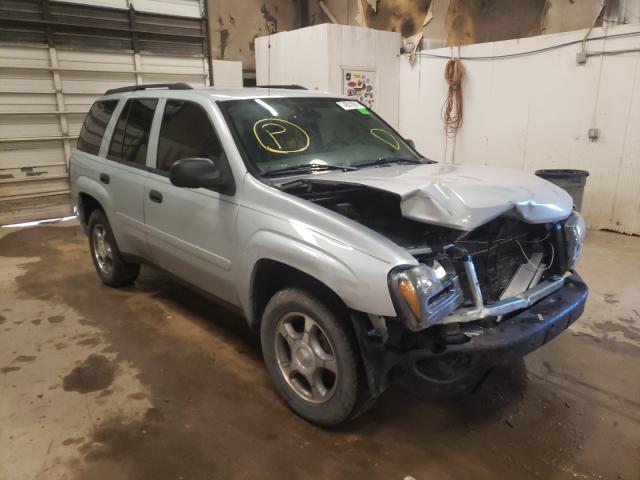 2007 Chevrolet Trailblazer en venta en Casper, WY