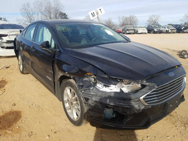 Salvage 2019 FORD FUSION - Small image. Lot 49043961
