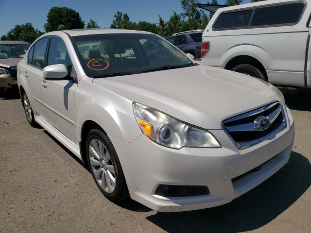 Salvage cars for sale from Copart Portland, OR: 2012 Subaru Legacy 2.5