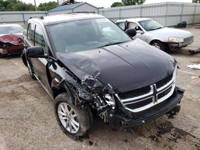 Vehiculos salvage en venta de Copart Wichita, KS: 2014 Dodge Journey SX
