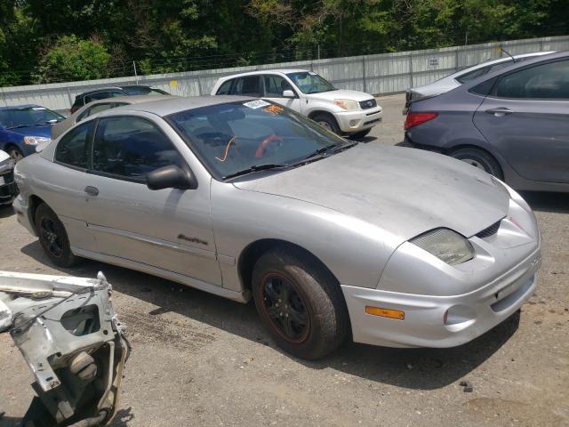 Salvage cars for sale from Copart Shreveport, LA: 2000 Pontiac Sunfire SE