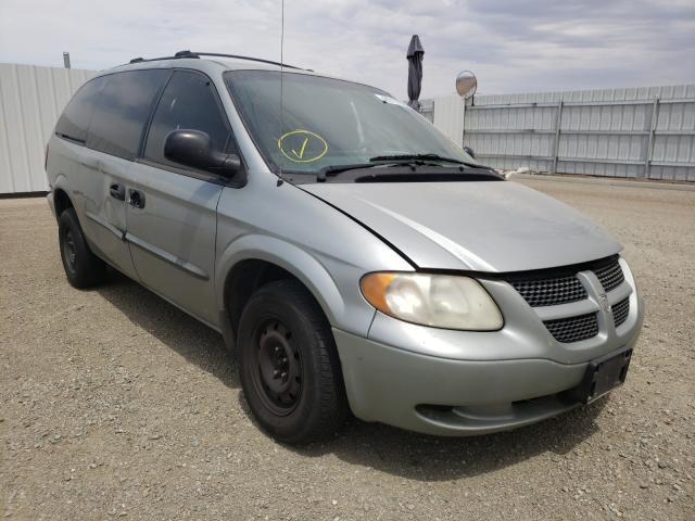 Vehiculos salvage en venta de Copart Adelanto, CA: 2004 Dodge Grand Caravan