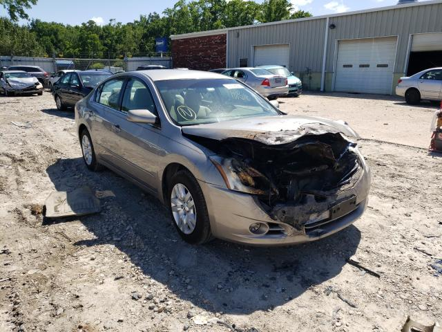Salvage cars for sale from Copart Hampton, VA: 2012 Nissan Altima