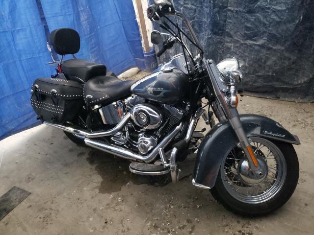 Salvage cars for sale from Copart Fredericksburg, VA: 2015 Harley-Davidson Flstc Heri