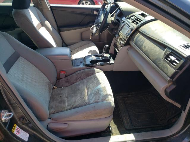 2012 TOYOTA CAMRY BASE 4T4BF1FK8CR238778