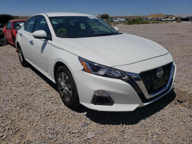 Salvage cars for sale from Copart Magna, UT: 2020 Nissan Altima S