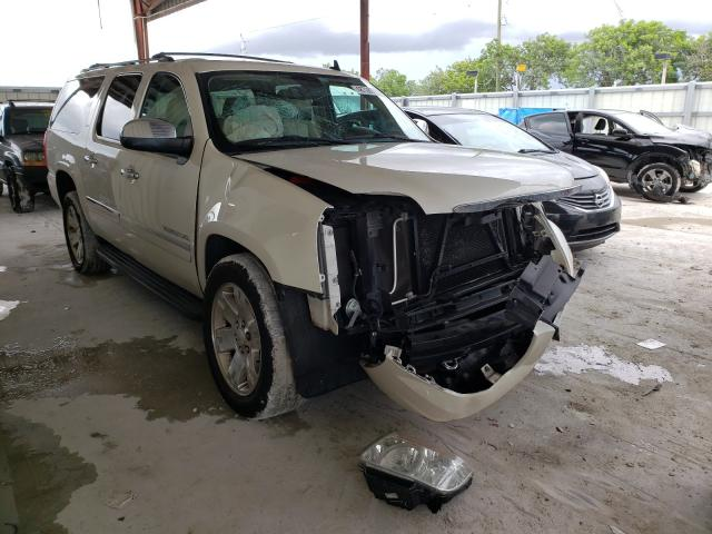 Salvage cars for sale from Copart Homestead, FL: 2014 GMC Yukon XL C