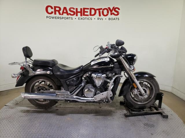 Salvage cars for sale from Copart Dallas, TX: 2007 Yamaha XVS1300 A