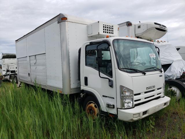 Isuzu salvage cars for sale: 2012 Isuzu NQR