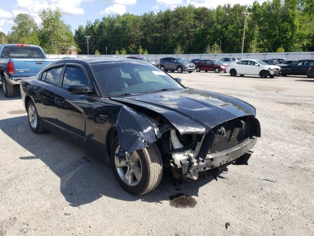 Salvage cars for sale from Copart Fredericksburg, VA: 2014 Dodge Charger SE