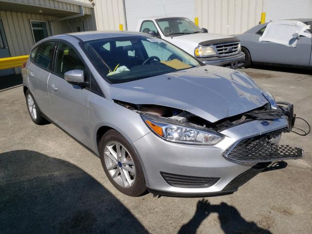 Vehiculos salvage en venta de Copart Martinez, CA: 2016 Ford Focus SE