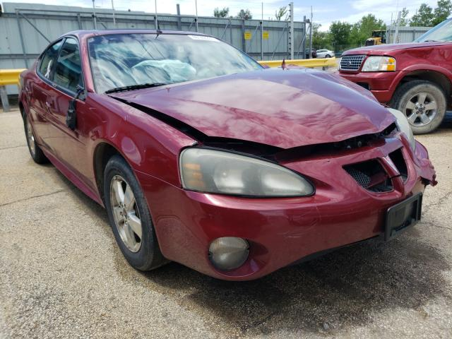 Pontiac salvage cars for sale: 2005 Pontiac Grand Prix