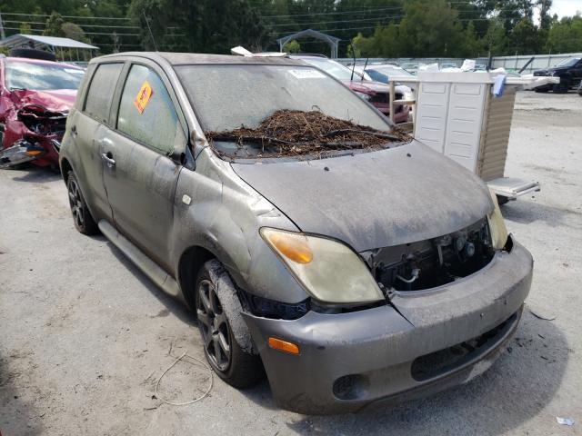 Scion salvage cars for sale: 2004 Scion XA