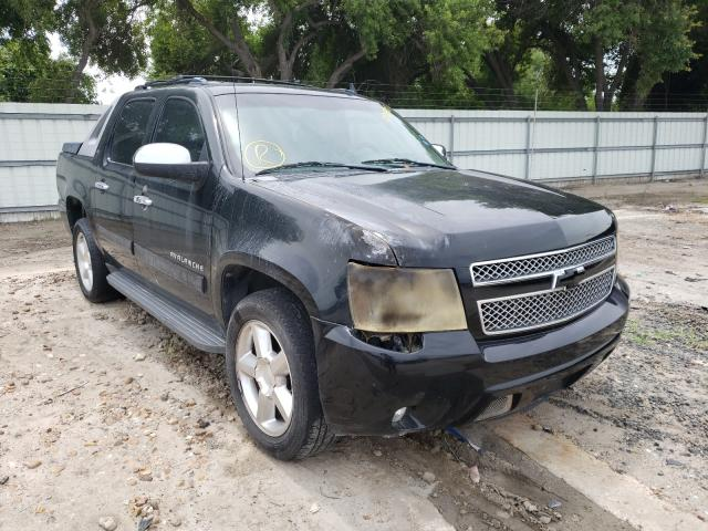 Salvage cars for sale from Copart Corpus Christi, TX: 2011 Chevrolet Avalanche