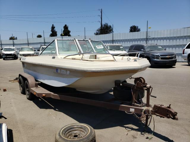 Salvage cars for sale from Copart Sun Valley, CA: 1979 Cobalt Marine Trailer