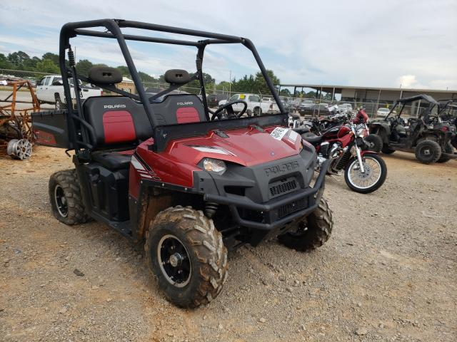 Salvage motorcycles for sale at Tanner, AL auction: 2013 Polaris Ranger 800