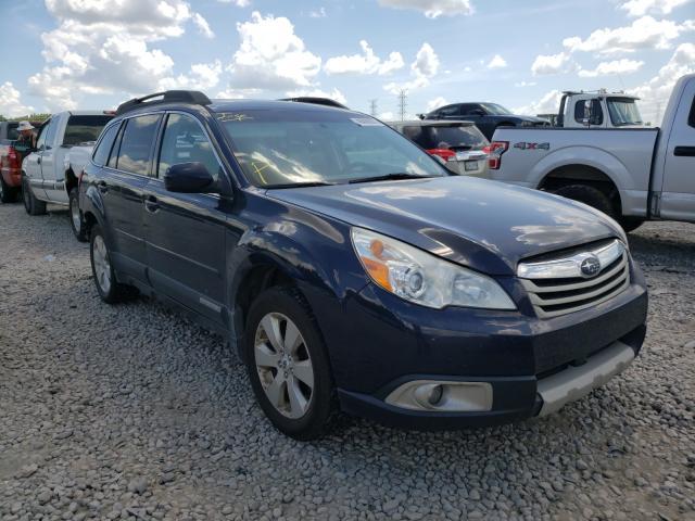 Vehiculos salvage en venta de Copart Memphis, TN: 2012 Subaru Outback 2