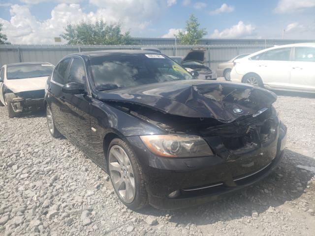 BMW Vehiculos salvage en venta: 2008 BMW 335 XI
