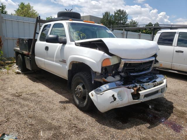 GMC salvage cars for sale: 2003 GMC New Sierra