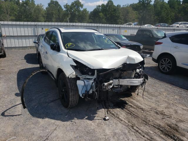 Salvage cars for sale from Copart York Haven, PA: 2017 Nissan Murano S