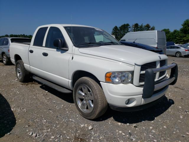 Salvage cars for sale from Copart Finksburg, MD: 2003 Dodge RAM 1500 S