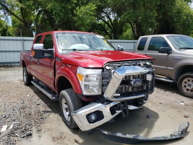 Salvage cars for sale from Copart Corpus Christi, TX: 2015 Ford F250 Super