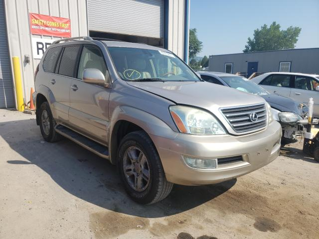Salvage cars for sale from Copart Duryea, PA: 2003 Lexus GX 470