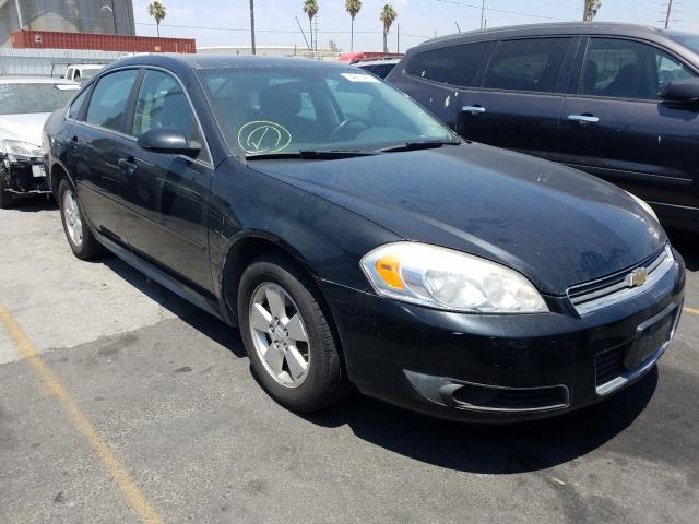 Vehiculos salvage en venta de Copart Wilmington, CA: 2010 Chevrolet Impala LT