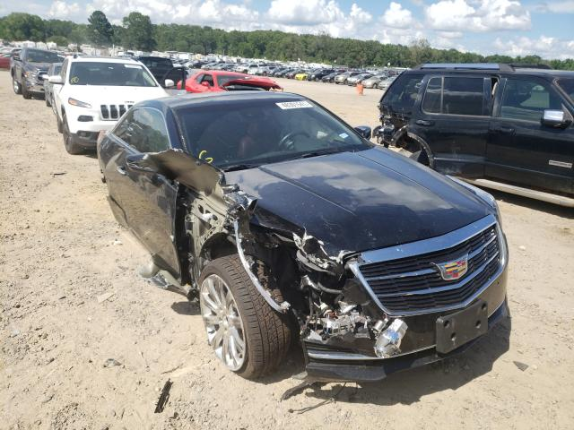 Cadillac salvage cars for sale: 2018 Cadillac ATS Premium