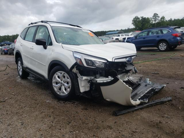 Subaru Forester salvage cars for sale: 2021 Subaru Forester