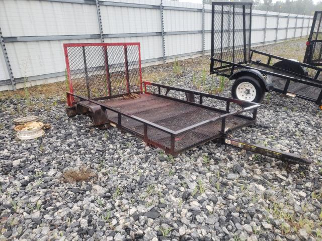 Salvage 2019 CARGO TRAILER - Small image. Lot 48662321