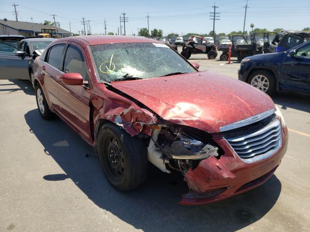 Chrysler Vehiculos salvage en venta: 2012 Chrysler 200