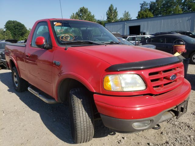 Salvage cars for sale from Copart Portland, OR: 2003 Ford F150