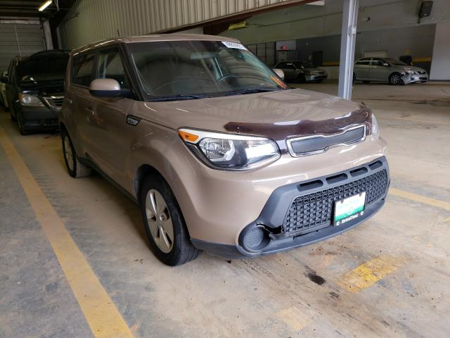Salvage cars for sale from Copart Mocksville, NC: 2015 KIA Soul