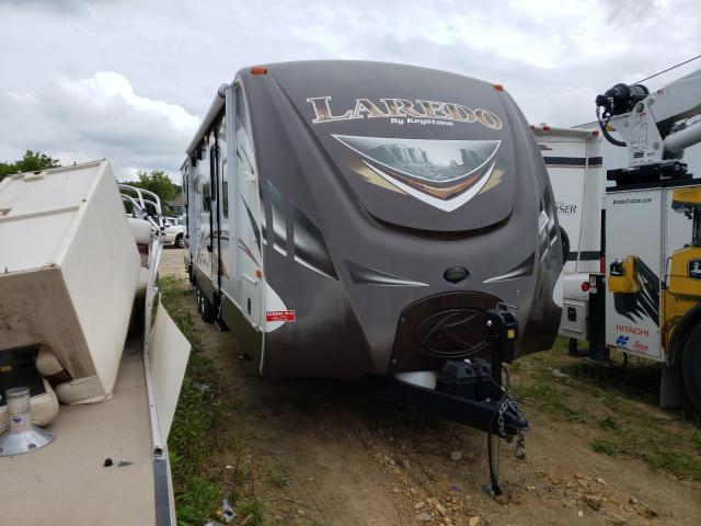 Salvage cars for sale from Copart Madison, WI: 2014 Trailers Trailer